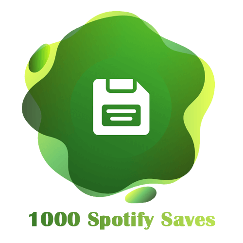 1000 Spotify Saves