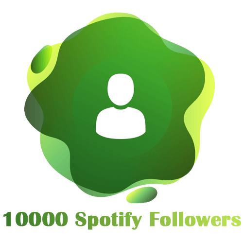 10000 Spotify Followers