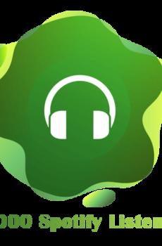 10000 Spotify Listeners