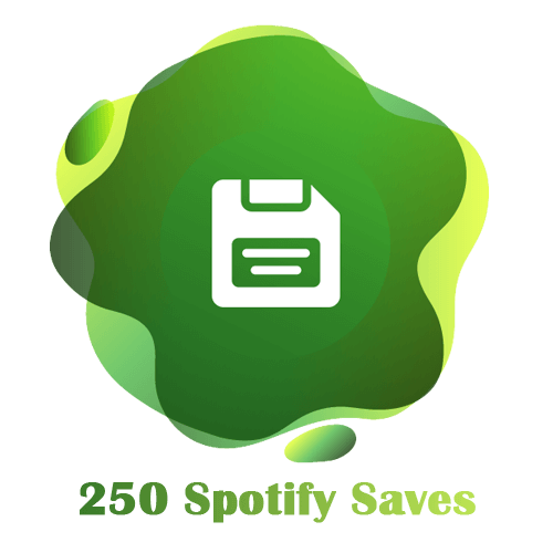 250 Spotify Saves