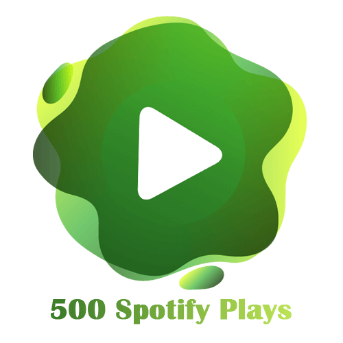 500 Spotify Plays